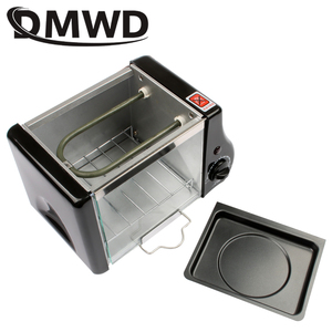 Image 5 - Multifunction mini electric Baking Bakery roast Oven grill fried eggs Omelette frying pan breakfast machine bread maker Toaster