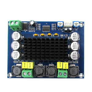 Image 5 - Unisian tpa3116 2.0 canais de áudio placa amplificador tpa3116d2 2x120 w alta potência amplificador áudio estéreo digital