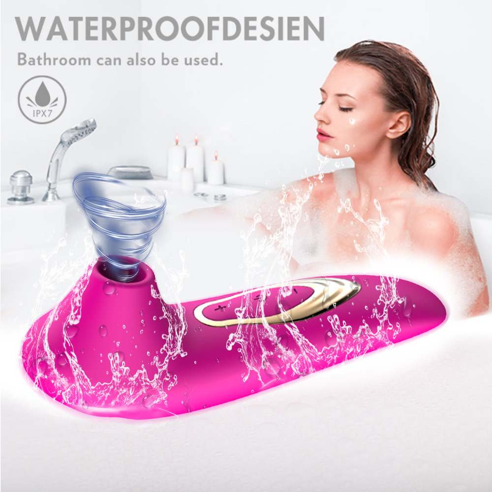 Clit Sucker Vagina Sucking Vibrator Clitoris Stimulator Blowjob Oral Nipple Sex Toys for Adult Women Masturbator Erotic Products img3