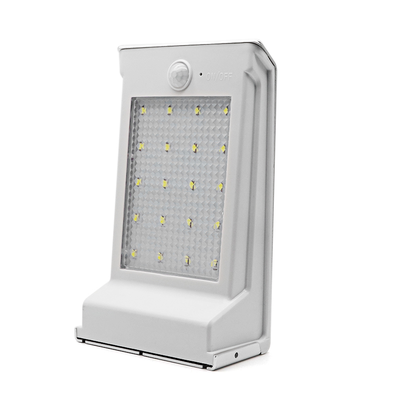 20LEDs Replaceable Battery Wall Lamp (3)