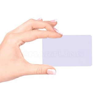 TK4100 White PVC Proximity Smart Card Plastic EM4100 Passive 125KHZ RFID Card for Access Control System 10pcs lot rfid card 125khz tk4100 blank smart card em4100 id pvc card with uid series number for access control not copyable
