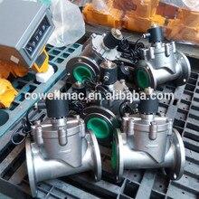 digital diesel flow meter Solenoid Valve, control valve digital diesel