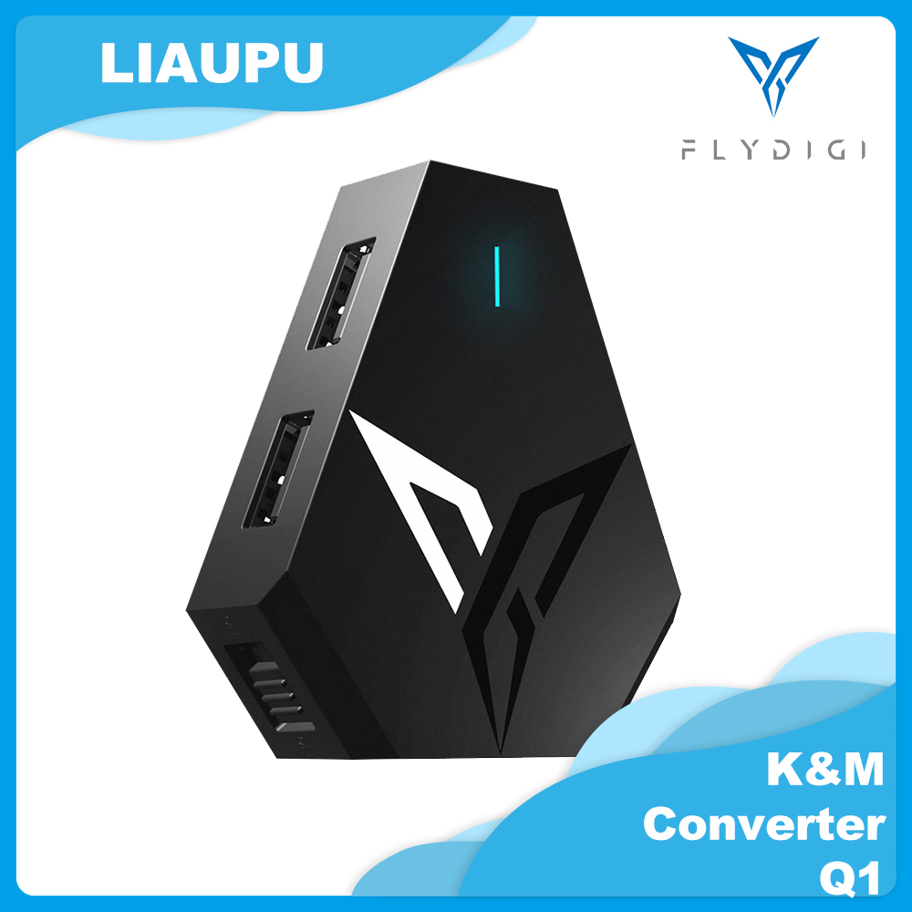 Flydigi Q1 Mobile Gaming Keyboard Mouse Converter for IOS Android Phone quick-aiming PC Game Controller Adapter PUBG(China)