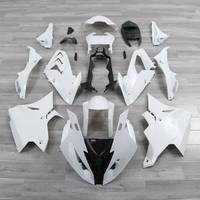 Motorcycle White INJECTION MOLDED ABS Fairing Bodywork Kit For BMW S1000RR 2017 2018