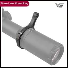 Векторная оптика Riflescope бросок рычаг питания кольцо подходит для 44 мм Диаметр. Сфера увеличение
