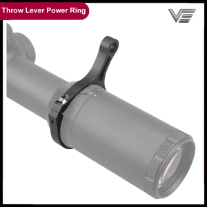 Vector Optics Riflescope Throw Lever Power Ring fit for 44 mm Dia. Scope Magnification(China)
