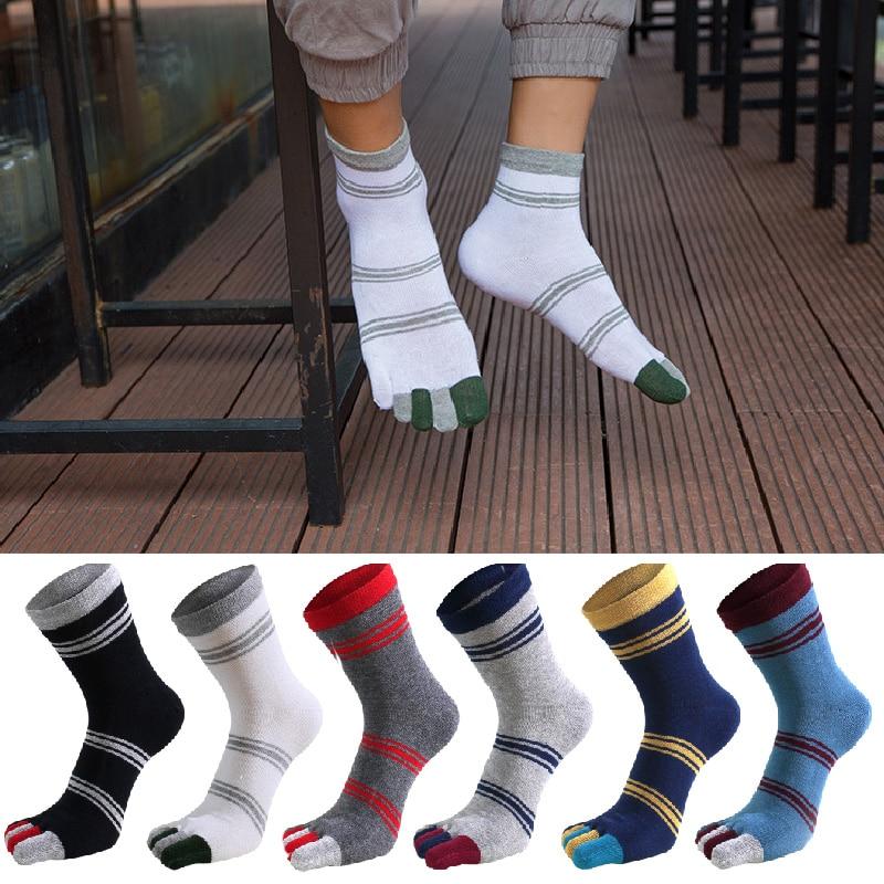Colorful Striped Women 100/% Cotton Socks Warm Cute Polo Crew Casual Dress Sock