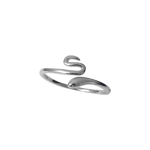 Купить leouerry 2020 новые открытые кольца из стерлингового серебра картинки цена