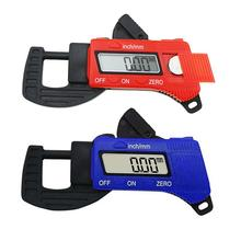 0-12.7mm Digital Electronic Thickness Gauge High Precision Lateral Measuring Tool Multifunction Hand Tools