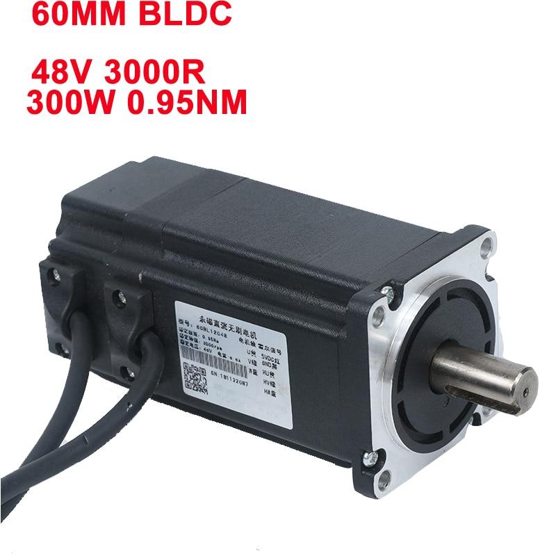 LK60BL14048 400w 60mm brushless dc motor 48v brushless motor 3000rpm brushless motor price 48v motor 1.27n.m