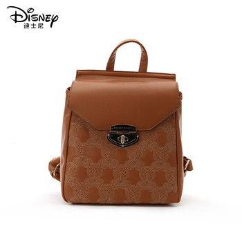 Disney Mickey Women Backpack Personalized Backpack Leather Women Travel Backpack Ladies Luxury Backpack Designer Girl Schoolbag