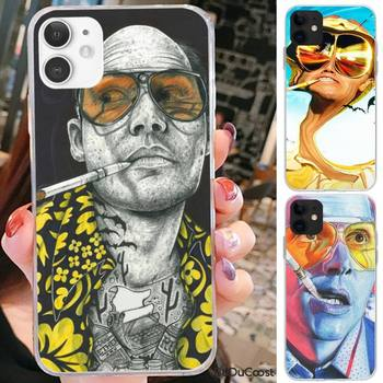Reall Fear and Loathing in Las Vegas Phone Case For iPhone 7 8 Plus X XS Max XR Coque Case For iphone 5s SE 2020 6 6s 11Pro image