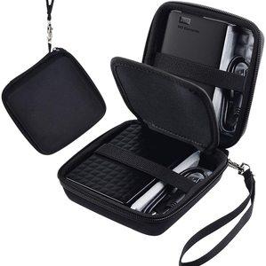 Hard Case for WD Elements/Black My Passport/Toshiba HDTB410XK3AA Canvio Basics/Seagate Expansion/Backup Plus Slim 1 2 3 4 TB