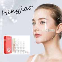 Six-Peptide Ampoule Serum Moisturizing Anti-wrinkle Tighten Skin Shrinking Pores Anti-aging Face Essence New