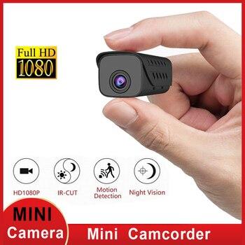 цена на Mini Camera HD1080P Camcorder Car DVR Motion detection Cam Night Vision Micro Camera DV video voice Recorder