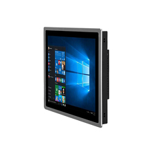 Panel de pantalla táctil para PC, 10/12/15/17 pulgadas, Intel J1800 i3, windows 7, todo en uno