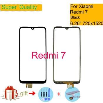 6.26 For Xiaomi Redmi 7 Redmi7 Touch Screen Digitizer Touch Panel Sensor Front Outer Glass Redmi 7 Touchscreen NO LCD 10pcs lot for xiaomi redmi 6 redmi 6a touch screen digitizer touch panel sensor front outer glass for redmi 6 touch
