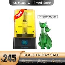 New Anycubic Photon mono 3D Printer High Speed Resin 8X anti-aliasing 3d printer 6'