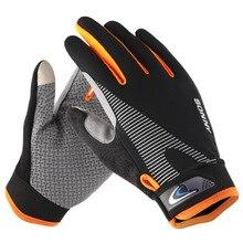 Sunscreen-Glove Golf-Gloves Full-Finger Women Bicycle Ice-Silk Non-Slip Fitness Outdoor-Riding