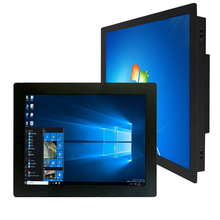 21.5 inch Industrial Panel PC Resistive screen touch tablet pc core i3/i5/i7 4G RAM 64G SSD  Metal shell  Automation equipment
