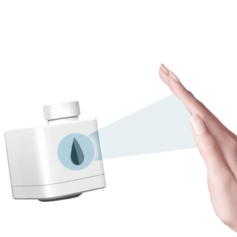 Faucet Water Filtration Device Smart Infrared Sensor Tap Filters Water Purifier Kitchen Dechlorinator Water Purification Machine