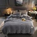 Новинка 4 размера желтое зимнее мягкое теплое Коралловое бархатное лоскутное одеяло покрывало Фланелевое уплотненное теплое одеяло постел...