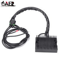 JAER Motorcycle Voltage Regulator Rectifier for Compu Fire 40A 55402 3 Phase Charging Systems 60 3337 OEM 55402