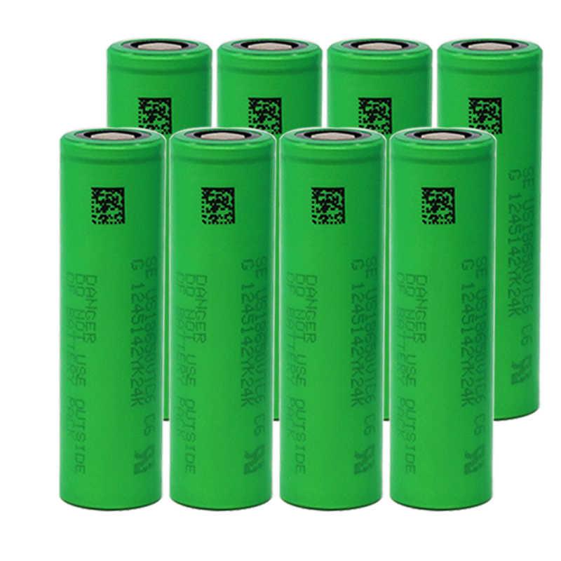 2019/100% الأصلي VTC6 18650 فولت 3000 مللي أمبير/ساعة ليثيوم أيون 3,7 باتيرا بارا سوني us18650 vtc6 3000 مللي أمبير/ساعة باتيرا USO juguداعي heratoent as