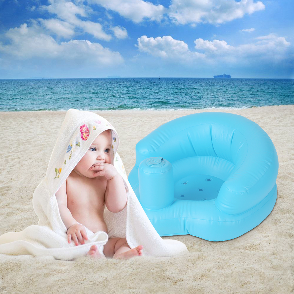 Inflatable Baby Chair Portable Infant