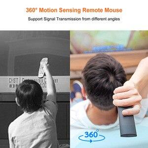 Image 3 - Голосовой пульт дистанционного управления G20 2,4G Беспроводная мини Kyeboard воздушная мышь с микрофоном ИК обучение для Android TV Box 8,1 9,0 G20S дистанционное управление