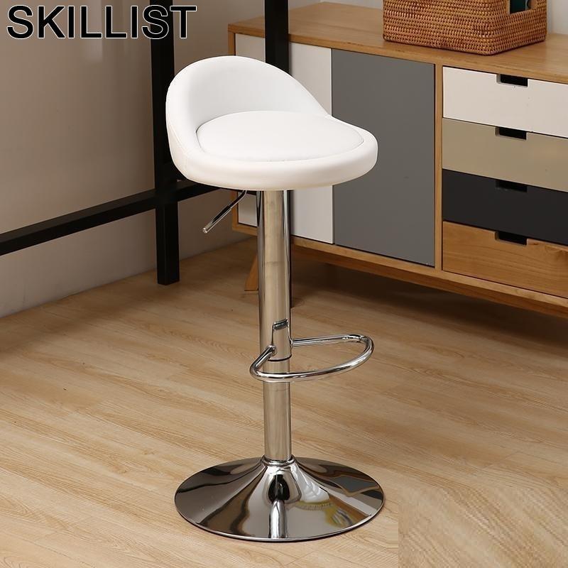 Fauteuil Sedie Taburete Stuhl Para Barra Stoel Bancos Moderno Comptoir Silla Tabouret De Moderne Stool Modern Bar Chair