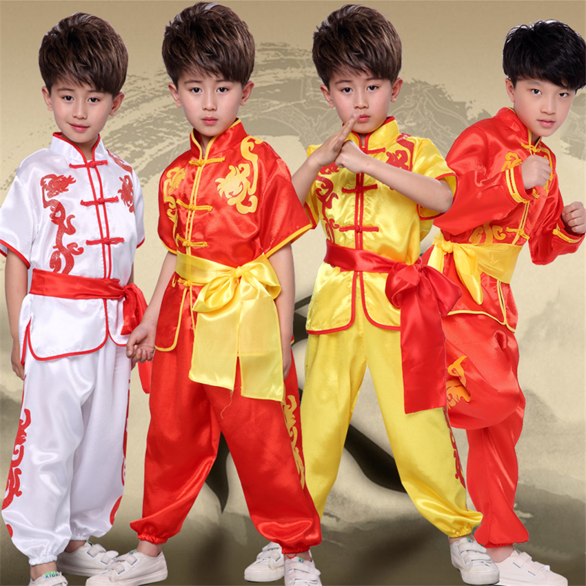 BIG SALE] Summer kids&Adult embroidery flower martial arts