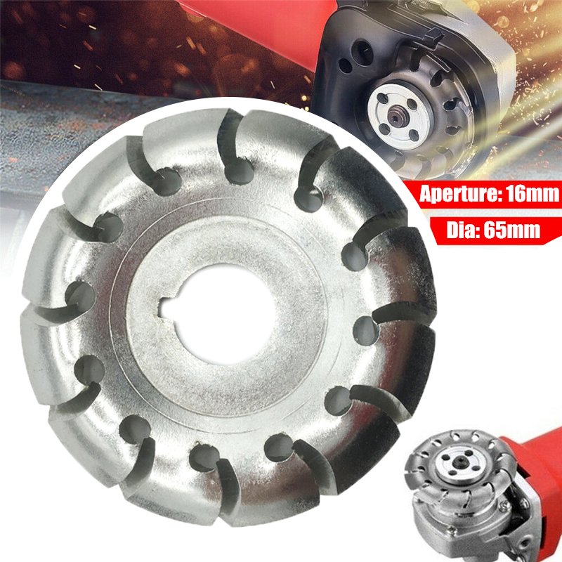 Angle Grinder Disc Angle Grinder Wood Grinding Wheel Rotary Disc Sanding Carving Tool For Non-metals Non-metal Materials Wood