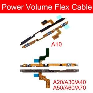 Гибкий кабель для Samsung Galaxy A10 A20 A30 A40 A50 A60 A70 A90 A105 A205F A305F A405F M10 M20 M30 M105 M205 M305
