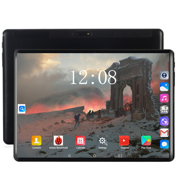 2020 Original Genuine 4G LET tablets 10.1 inch Android 8.0 Octa Core 6GB+128GB WIFI GPS Dual SIM card Phone call Tablet PC 10