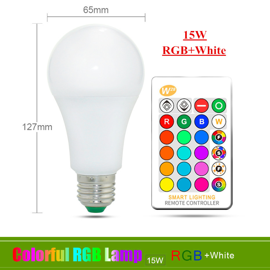 15W RGBW