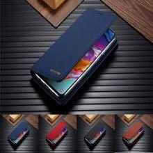Funda de cuero con tapa para Samsung Galaxy A20E, A20 E, A20e A 20e 2019 SM-A202F/DS SM-A202 SM-A202FD A202FD A202F