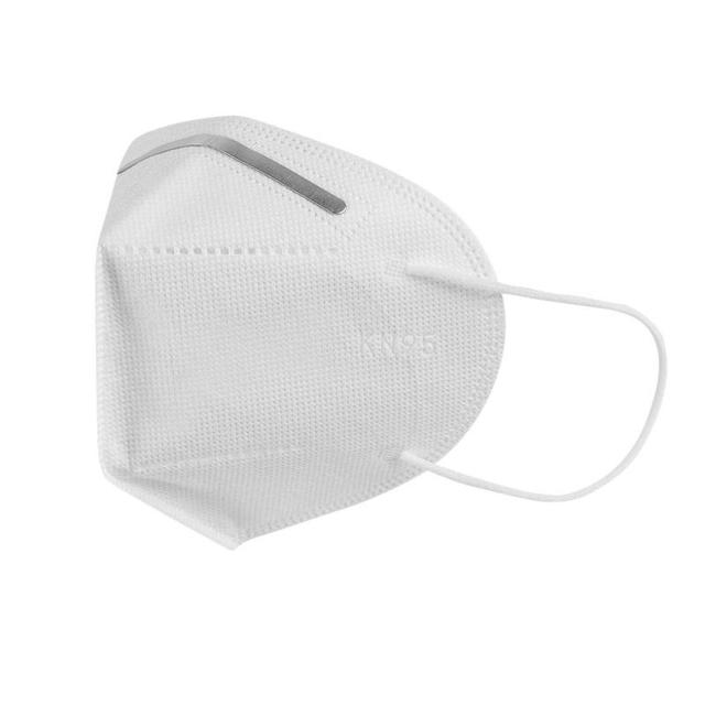 5/10/20 PCS KN95 Masks Five-Layers Protection Dustproof Anti-fog Breathable N95 Face Masks 95% Filtration Features Mask FFP3 4