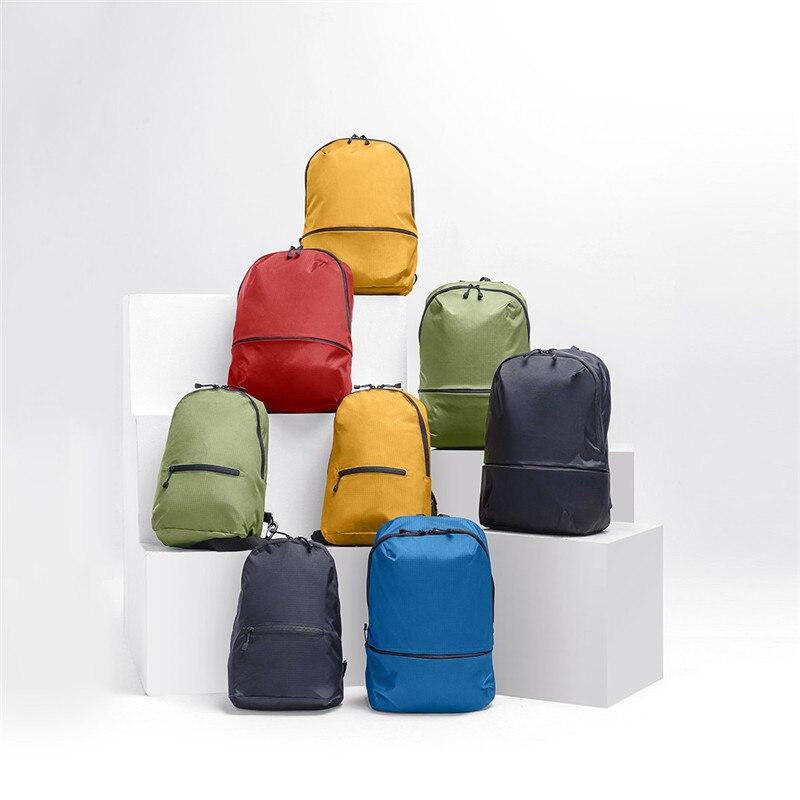 ZANJIA Backpack 11L Bag 5 Colors 150g Urban Leisure Sports Chest Pack Bags Men Women Small Size Shoulder Unisex Mochila