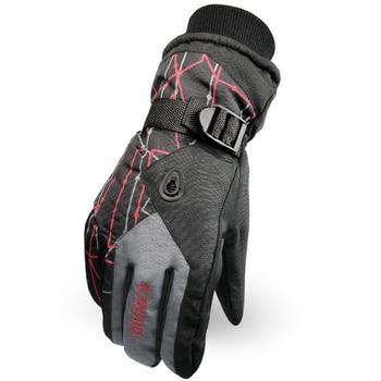 Motorcycle Winter gloves , Warm  Gloves Windproof Thermal for Men Women Ski Waterproof riding