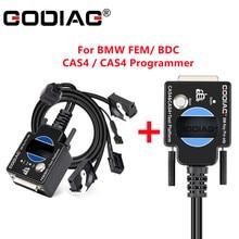 GODIAG منصة اختبار لسيارات BMW ، وأداة البرمجة الأوتوماتيكية ، و obd2 ، و BDC ، و CAS4 ، و CAS4