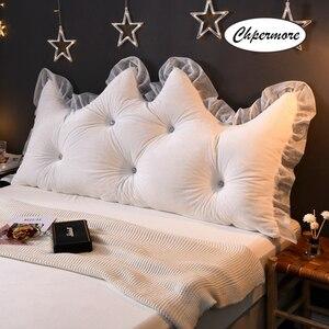 Image 5 - Chpermore 多機能 Fallei クラウンロング枕シンプルなベッドクッションベッドソフトモダンシンプルベッド睡眠のための枕