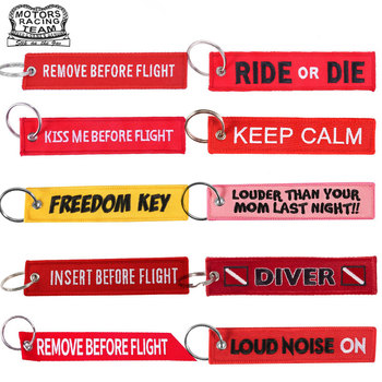 Luggage Tag Embroidery Remove Before Flight Key Pilot Travel tag bag age tags for Flight Crew Pilot Aviation Lover Travel access luggage bagage tag label remove before flight key chain follow me travel accessories embroidery tag flight crew aviation gift