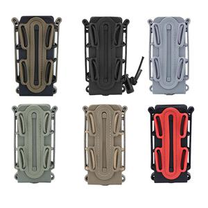 Tactical Magazine Pouches 9/5.56/7.62 mm Mag Pouch Military Shooting Paintbal Hunting CS Pistol Rifle Molle Magazine Pouche