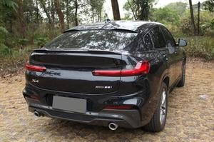 Image 2 - C 0S Style Carbon fiber Rear Trunks Spoiler For BMW X4 G02 25i 30
