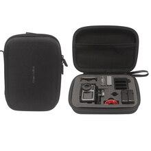 Bolsa Estuche portátil para Cámara de Acción, caja de cargador de batería para dji osmo, accesorios de Cámara de Acción
