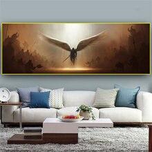 Archangel настенная Картина на холсте настенные художественные