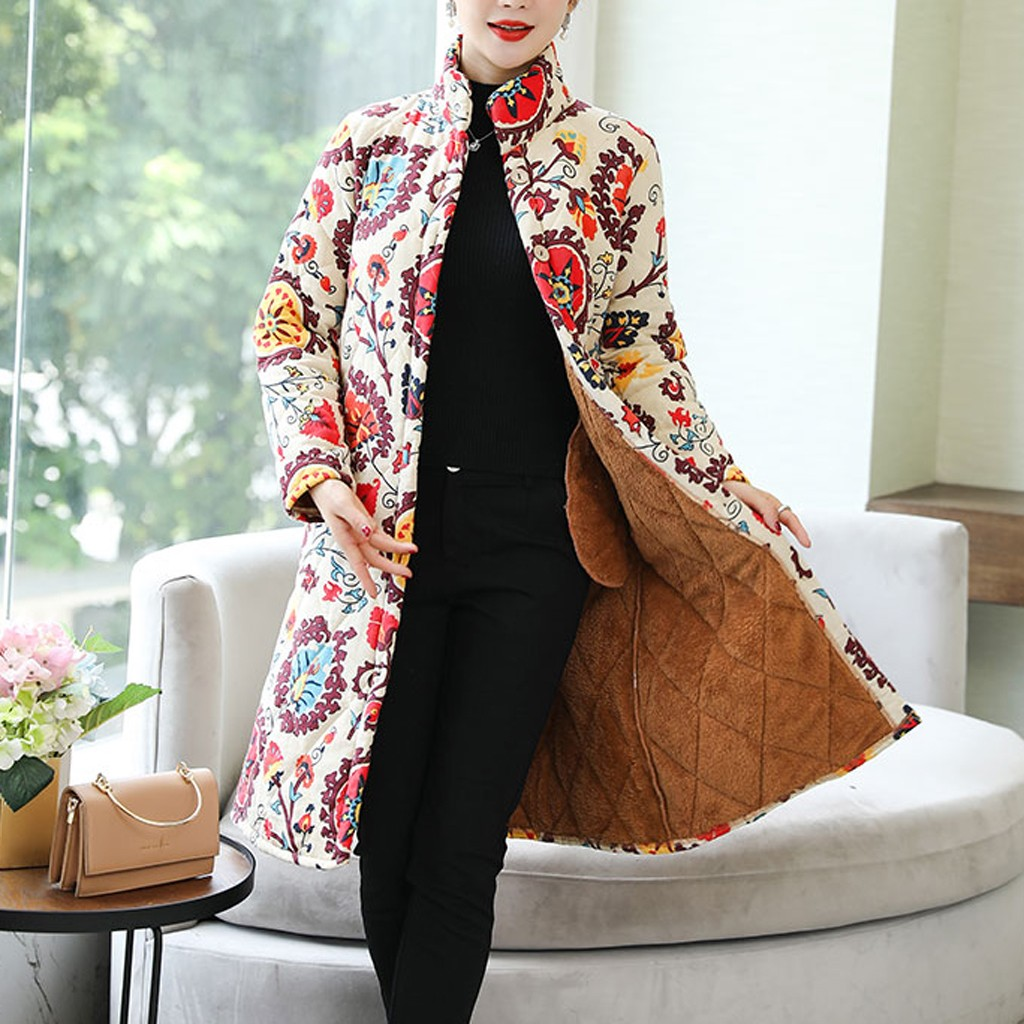 S-5XL Womens Long Trench Linen Cotton Casual Hot Coat Jacket Outwear Breathable