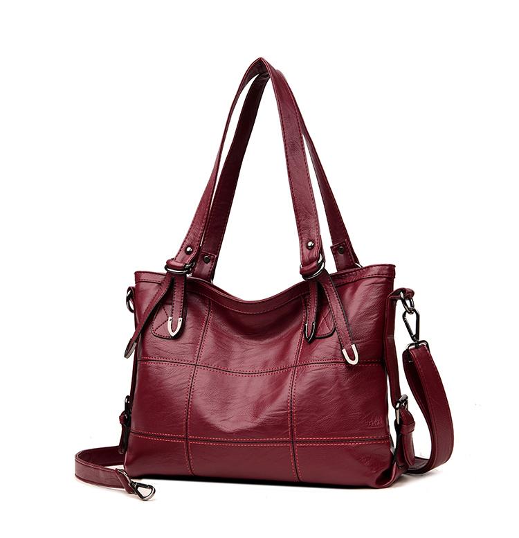VMOHUO Messenger Bag Women's Ladies Hand Bag Women Leather Handbag Casual Tote Bag Bolsas Femininas Female Shoulder Bag (17)