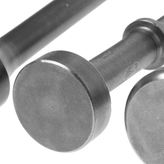 3 шт сглаживающие пневматические молотки длинные бит 1 * пружинный фотография